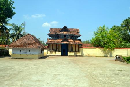 Mahadeva Temple Mahadeva Temple Annamanada