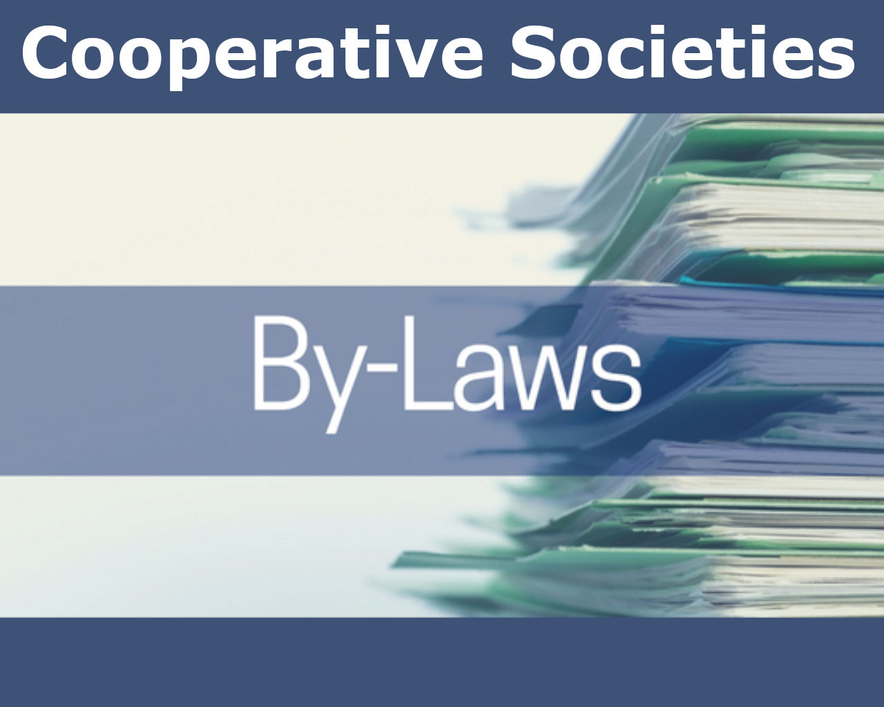 Procedure to Amend Bye-laws of a Cooperative Societies in Kerala