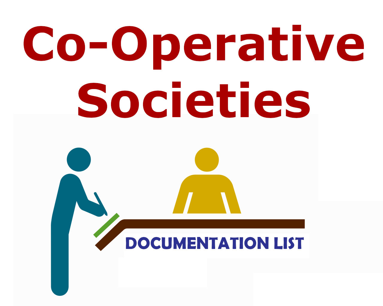 Document List to Submit Registrar of Cooperative Societies, Kerala in Various Situations