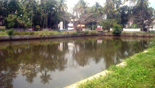 Mala kulam, Mala town