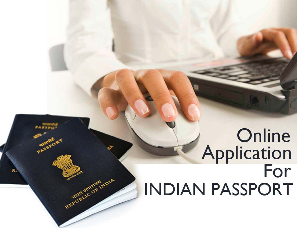 Online Application For Indian Passport | Mala.co.in
