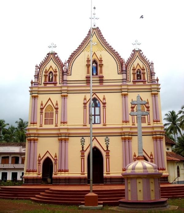 Image of Puthenchira St. Mary's Forane Church, Puthenchira, Mala Thrissur, Kerala