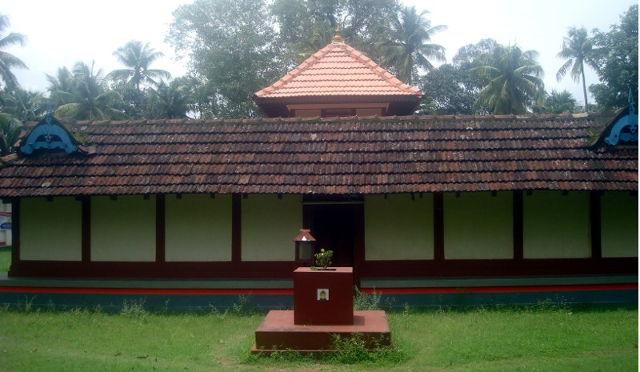 Sree Mukunda Krishnaswamy Temple Mala Thrissur
