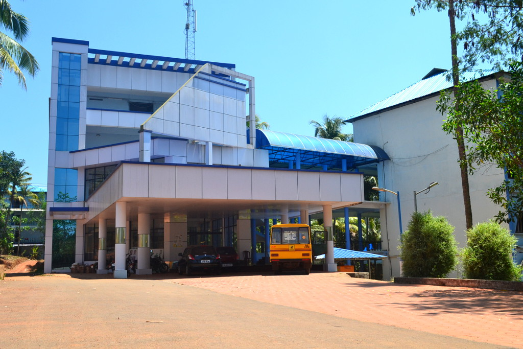 Holy Grace Academy of Management Studies, Mala Thrissur Kerala (B School Mala, HAMS Mala)