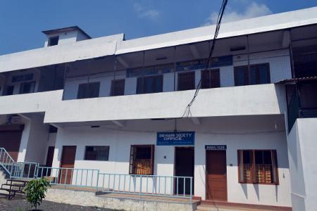 Snehagiri Society office Kuruvilassery Mala Kerala