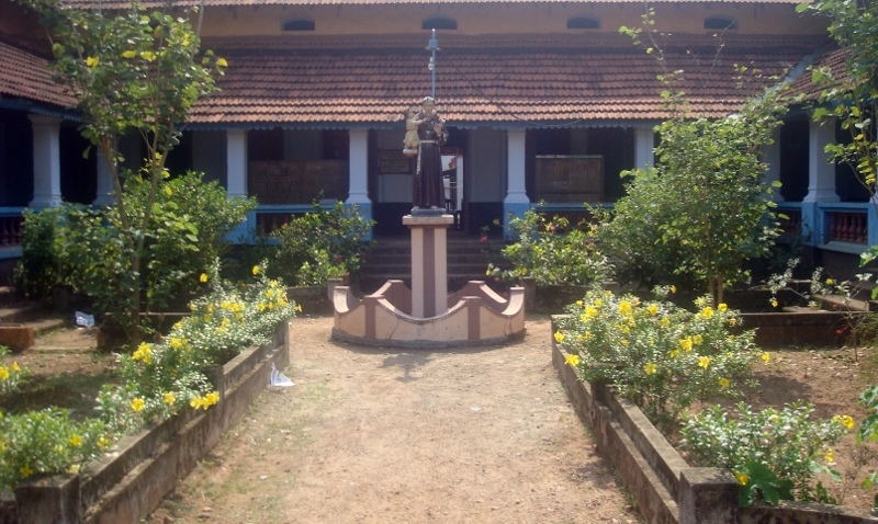 Education at Mala Thrissur, Kerala