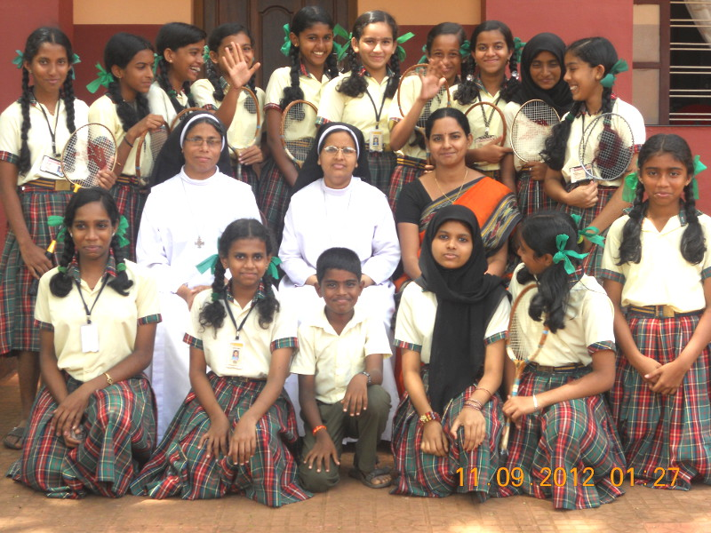 Mala Soccorso School winners of sub-district competition 2012-2013