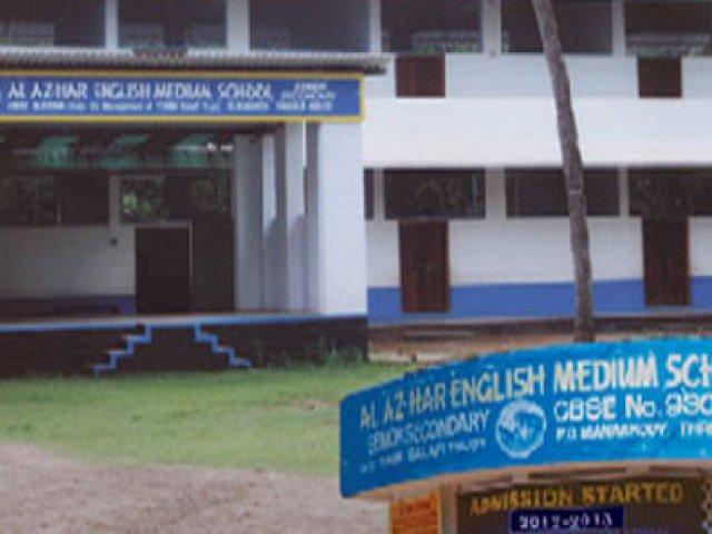 Al Azhar Senior Secondary School (CBSE), Manakkodi, Thrissur