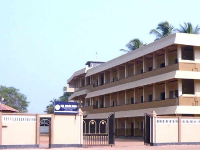Amal English School (CBSE), Chammanur, Punnayurkulam, Thrissur