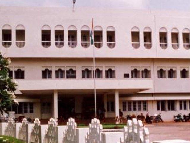 Calicut University Admin Building