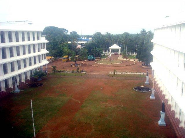 Christ Vidyanikethan ICSE School, Irinjalakuda, Thrissur, Kerala