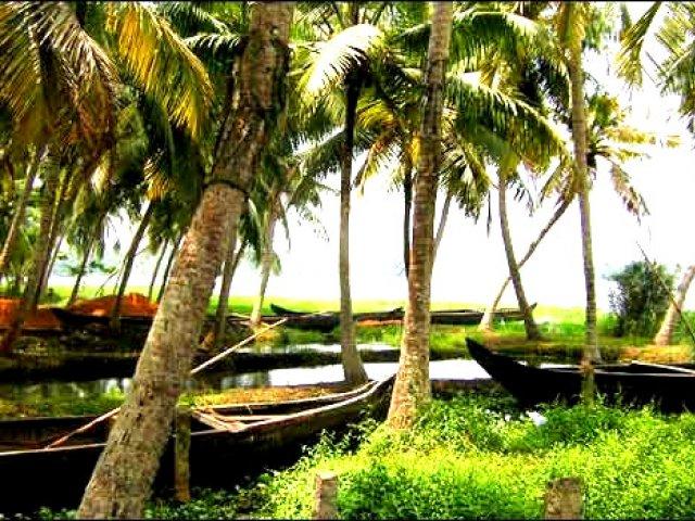Famous Backwaters In Kerala