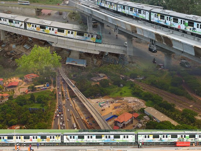 Kochi Metro Rail (KMRL) - Travel Ticket Tariff