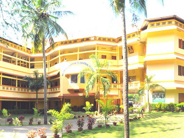 Nirmala Matha Central School (CBSE), East Fort, Thrissur