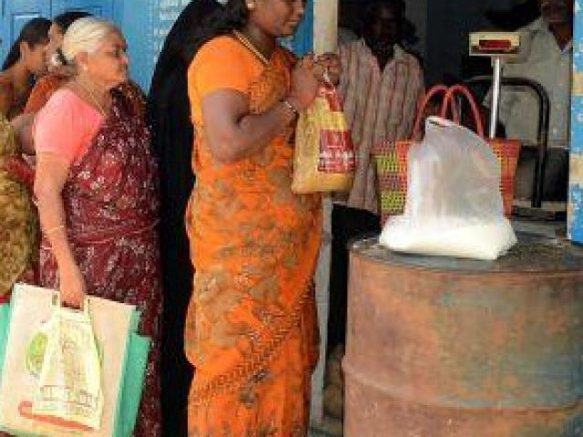 Ration Articles Issued Through Ration Shops by Kerala Civil Supplies Department