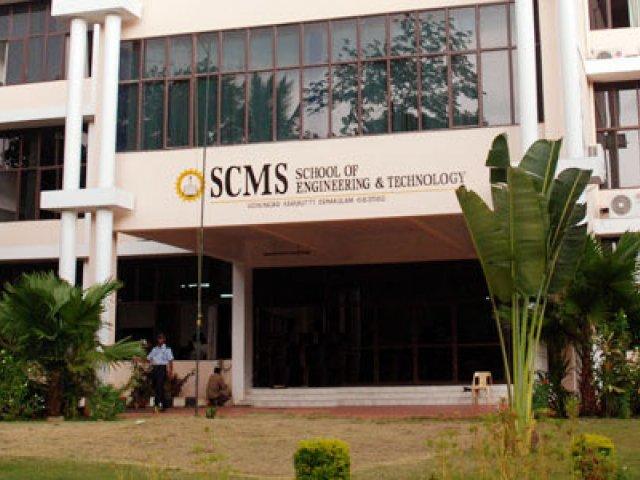 SCMS SSET engineering college Nalukettu near Kalamassery Ernakulam