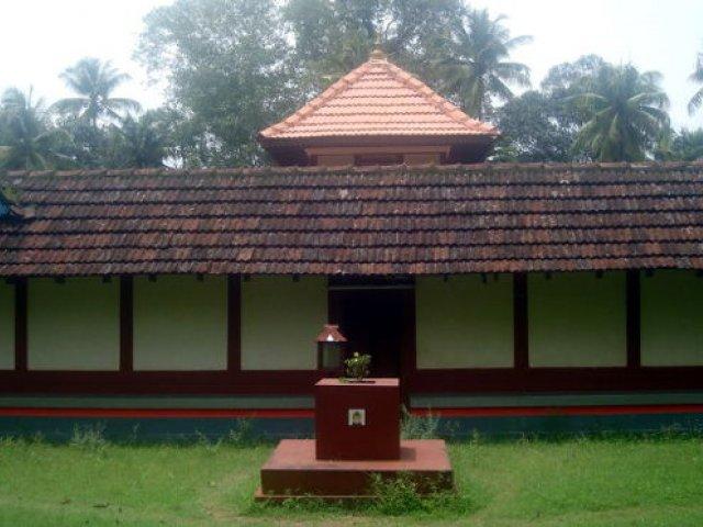 Mala Sree Mukunda Krishnaswamy Temple Mala