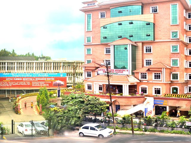 Job Vacancy at LF Hospital (Little Flower Hospital and ...