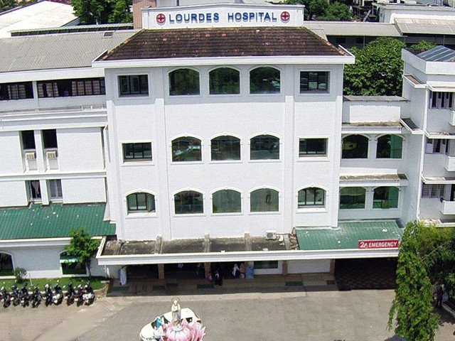 Our Lady of Lourdes Medical Center - Lourdes Health System
