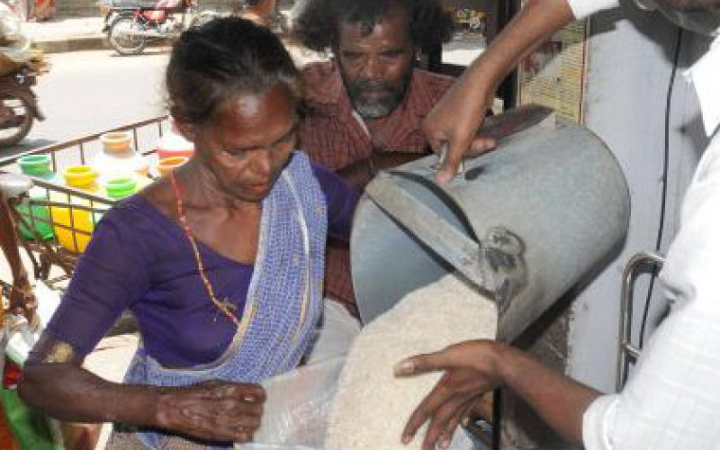 The Looting of India's Ration Shops