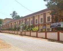 Mala Soccorso Convent School - View from Main road of Mala