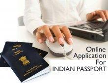 Online Application procedures For Indian Passport