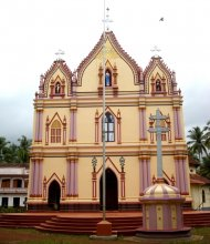 St. Mary;s Church, Puthenchira, Thrissur Kerala