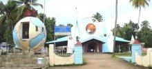 Sampaloor Church and Pilgrim centre - St. xaviour's Church Sampaloor